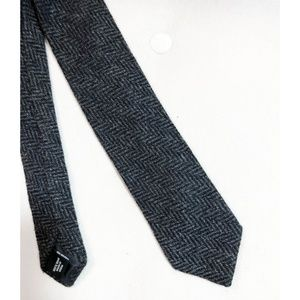 J. Crew 100% Wool Narrow Tie